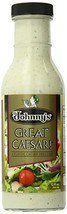 Johnny's Great Caesar Dressing, 12 Ounce Pack of 6