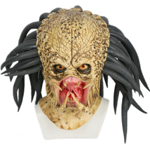 XCOSER Predator Mask Costume Props Halloween Cosplay Accessories For Adult  - $72.41 CAD
