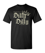 Dilly Dilly  Drinking Men's Tee Shirt 1733 - $8.87+