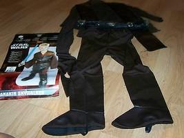 Boys Size Small 4-6 Star Wars Anakin Skywalker Jedi Halloween Costume Br... - $38.00