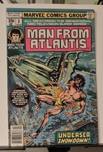 Man From Atlantis #3  april 1978 - $7.36