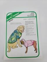 Spot's Hoodie – Dog Sweatshirt Pet Coat f717  Sewing Pattern (Pattern On... - $7.00