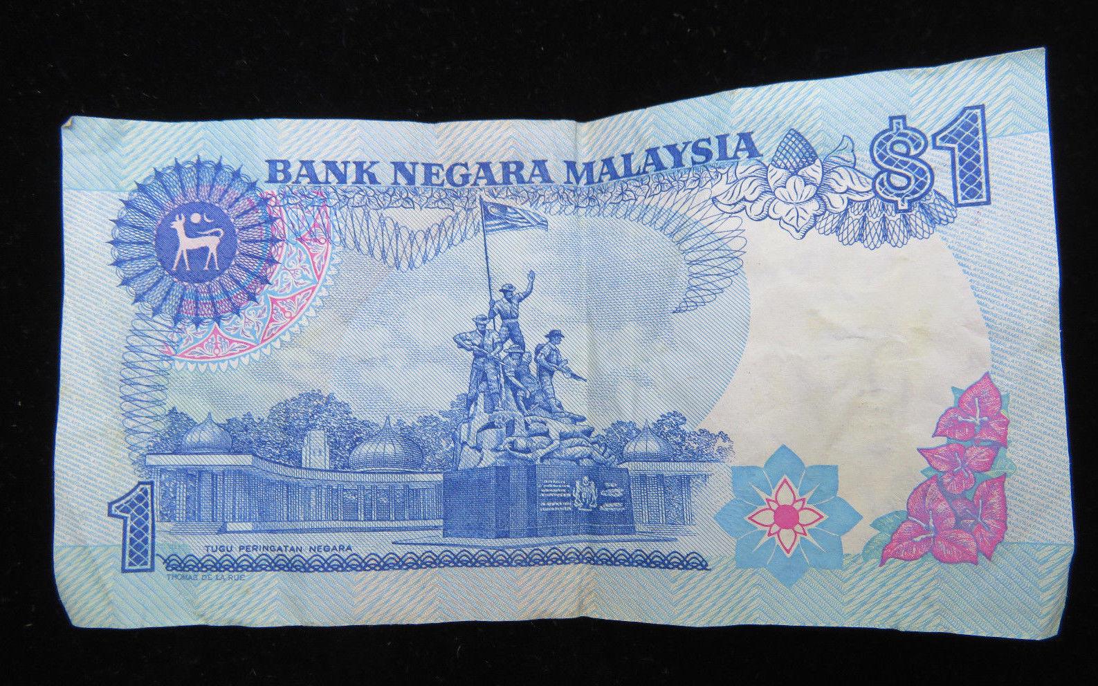 WR Malaya /& British Borneo $10 Dollars Gold Foil Banknote Old Buffalo Note Gifts