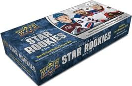 20/21 UD Star Rookies 20 Box Sealed Case - Lafreniere Kaprizov Byram Stu... - $619.01