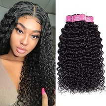 Brazilian Water Wave Human Hair 3 Bundles12 14 16 Unprocessed 10A Virgin Human H