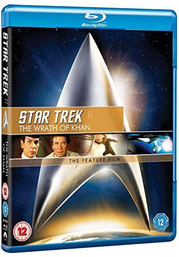 Star Trek 2-the Wrath of Khan [Blu-ray] [1982]
