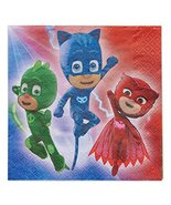 American Greetings PJ Masks Paper Lunch Napkins for Kids (16-Count) - $5.87