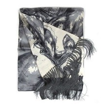 Men Scarf silk GUERRIERI Abstract 1493 - £30.24 GBP