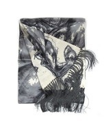 Men Scarf silk GUERRIERI Abstract 1493 - $40.80