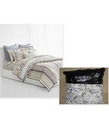 $330.00  Devon Cotton Percale Reversible 3-Pc. King Size Comforter Set - $74.25