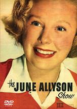 June Allyson Show - Rare Classic TV Shows - DVD - $25.98