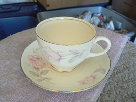 Homer Laughlin cup and saucer () 5 available - $3.91
