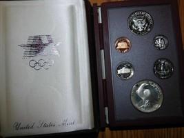 1984 United States Prestige Mint Coin Set 6 Coin Set - $35.70
