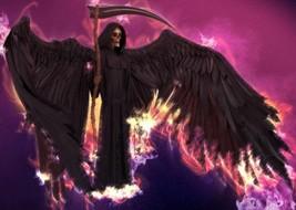 ULTRAPOWERFUL ANGEL OF DEATH REVENGE SPELL! MONTH-LONG CASTING! FULL COVEN! - $599.99