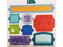 "Heidi Grace Designs Printed Punchboard Box Set ""Beyond the Sea"" #01-001788 image 4"