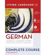 German (German) Learn In 4 Simple Steps! Words-Phrases-Sentences-Convers... - $59.35