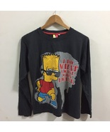 Bart Simpson Shirt Size M / 164 - $39.99