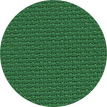 Christmas Green 18ct Aida 36x25 cross stitch fabric Wichelt  - $18.45