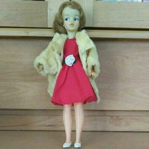 Nakajima Tammy figure dressing doll with dress and coat Vintage Made in ... - $239.99