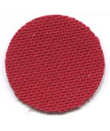 Christmas Red 25ct Lugana evenweave 18x27 cross... - $12.60