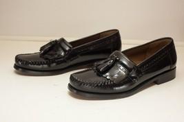 Weejuns 9.5 Black Tassel Loafers Men's Dress Shoes - $42.00