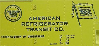 Micro Trains 69050 RMDX Reefer 357