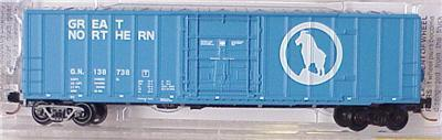 Micro Trains 27070 Great Northern 50' Boxcar 138706