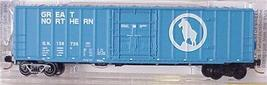 Micro Trains 27070 Great Northern 50' Boxcar 138738 - $20.25