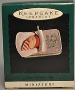 Hallmark - Long Winter's Nap - Z Z Nap Sardines - Miniature Ornament - $10.83
