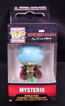 Funko Pocket Pop Keychain Spider-Man Far from Home Mysterio Keyring - $6.76
