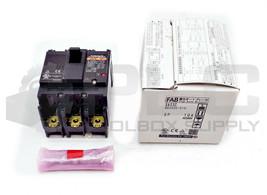 New Fuji SA33C 10 Amp 3 Pole Circuit Breaker Ac 500V - $48.95