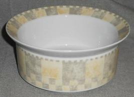 Dansk Checkar Pattern Round Vegetable Or Serving Bowl - $19.79
