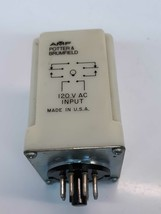 Potter Brumfield CHA-38-71045 Time Delay Relay 120 VDC   - $17.10