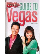 Donny & Marie Vegas Booklet - $3.95