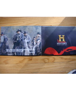 HATFIELDS AND MCCOYS EMMY DVD NEW &12 PAGE PRESSBOOK KEVIN COSTNER - $9.95