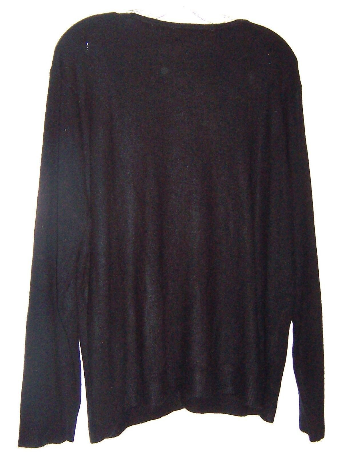 Size XL - Plus Size 3X ~ Villager Long Sleeve Sweaters, some with Beaded Accents image 5