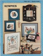 Cross Stitch Pattern Booklet-KEWPIES - $7.66