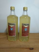 2 NEW Bottles Starbucks Gingerbread Flavored Syrup 1 Liter Bottle Exp. 0... - $49.50