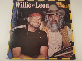 Willie & Family and Leon One for the Road + Live LP, Vinyl Record, Album... - $13.98