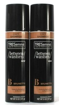 2 Count TRESemme 5 Oz Between Washes Brunette Dry Shampoo Refresh & Revive  - $19.99