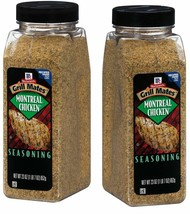 McCormick Grill Mates Montreal Chicken Seasoning 23 oz. - 2 PACK BRAND NEW - $16.14