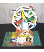 Vintage Fisher Price Ferris Wheel #969 - 2nd Version - Excellent Condition - $45.00
