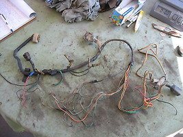 WIRE WIRING HARNESS 1975 75 HONDA MT250 MT 250 - $25.25