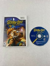 Scooby-Doo: First Frights Nintendo Wii Game 2009 Warner Bros No Manual - $9.50