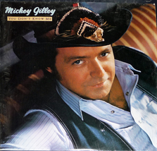 Mickey Gilley  *You Don't Know Me*   LP - $9.00