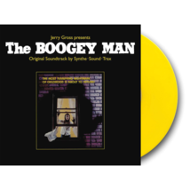 Synthe Sound Trax ‎– The Boogey Man Soundtrack Exclusive Yellow Vinyl LP... - $46.99