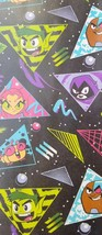 TITANS GO MOVIE Wrapping Paper Gift Book Cover Party Wrap Birthday Friends Robin - $16.78