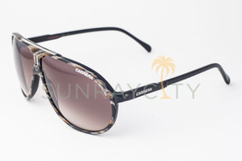 Carrera Champion Horn Brown Black / Brown Gradient Sunglasses 7J4 - $97.51