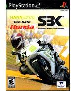 Playstation 2 - Ten Kate Honda  - $7.50