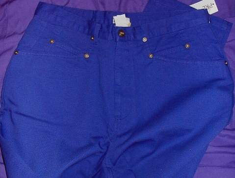 New! Cobalt Jeans Horse Show Clothes Plus Size 16WT
